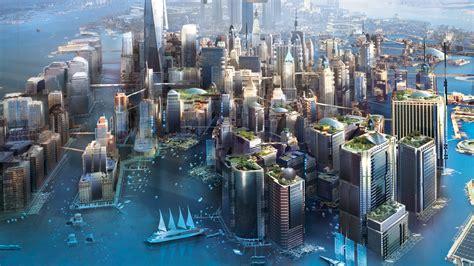 'new York 2140,' By Kim Stanley Robinson