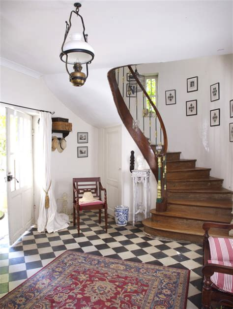 brown and white bathroom ideas small foyers photos 4 of 21 lonny