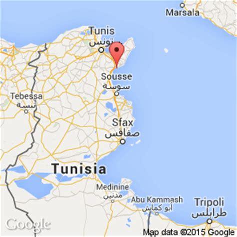 Distance Entre Hammamet Et Tunis distance monastir hammamet