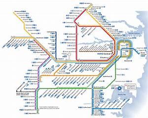 Sectorisation   Transport Sydney