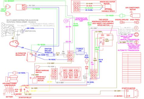 Starter Relay Wiring Diagram 1965 Dodge D200 by Wire Diagram Dodge D200 Vehicle Wiring Diagrams