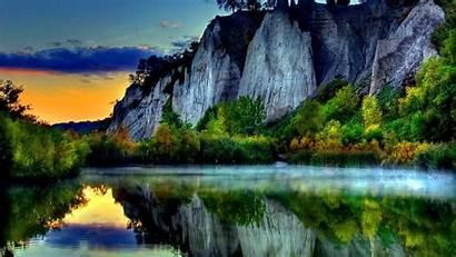 Peaceful Wallpapers Sunrise Nature Weneedfun
