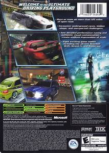 Speed Box 2 : need for speed underground 2 box shot for xbox gamefaqs ~ Jslefanu.com Haus und Dekorationen