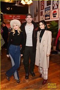 Camila Mendes Joins Andy Samberg & Tyler Hoechlin at 'Palm ...