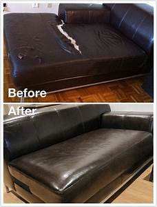 leather slipcover for ikea kramfors sofa by comfort works With sofa slipcovers for leather couch