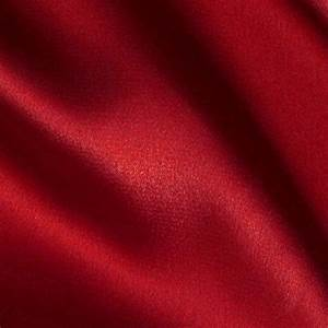 Stretch Charmeuse Satin Red - Discount Designer Fabric