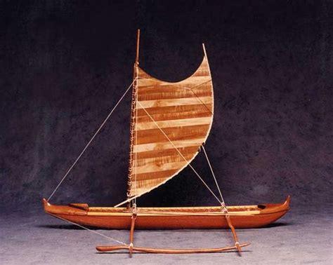 Moana Boat Speech by Oh Boy I Must Made This Model Of A Hawaiian Fishing