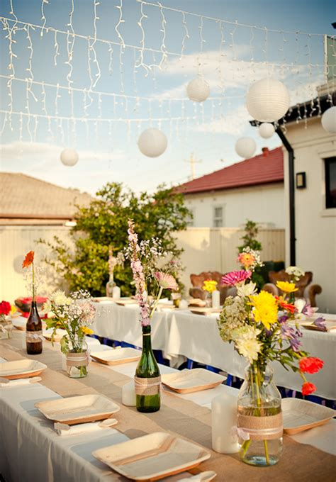 inexpensive backyard wedding inexpensive outdoor weddings affordable wedding