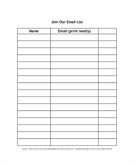 sign  sheet    word documents