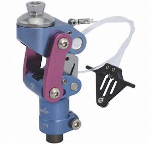 3rc313pm Child 4 Bar Knee Joint With Pyramid  U0026 Manual Lock