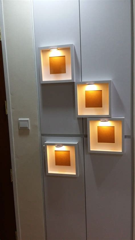 Ikea Stehle Led by Ribba Frame Dioder Led Multi Use Lighting Decorative