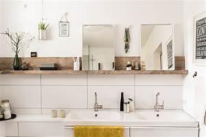 Badezimmer Dekorieren Ideen : kleine badezimmer sch nheitskur leelah loves ~ Markanthonyermac.com Haus und Dekorationen