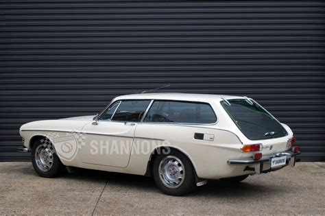 sold volvo p es estate wagon auctions lot  shannons