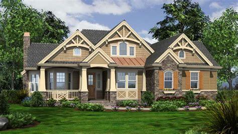story craftsman style house plans craftsman bungalow  story cottage style house plans