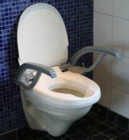 Achat rehausse wc accoudoirs securit