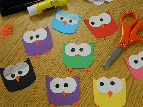 owls crafts   kids  bored parenting  stuff