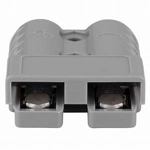 8 Awg 50a Breakaway Dc Power Connector