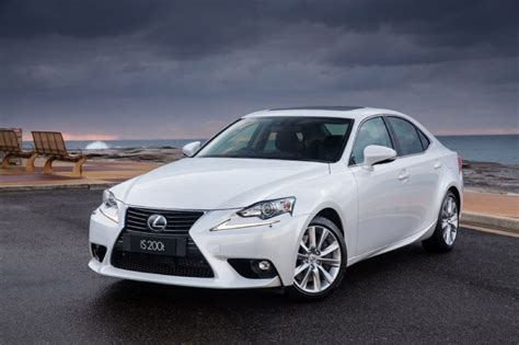 Lexus Is 200 T by Lexus Is 200t Now On Sale In Australia From 57 500