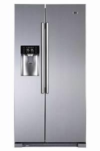 Frigo Americain Profondeur 50 Cm : refrigerateur americain haier hrf 628if6 3711242 darty ~ Melissatoandfro.com Idées de Décoration