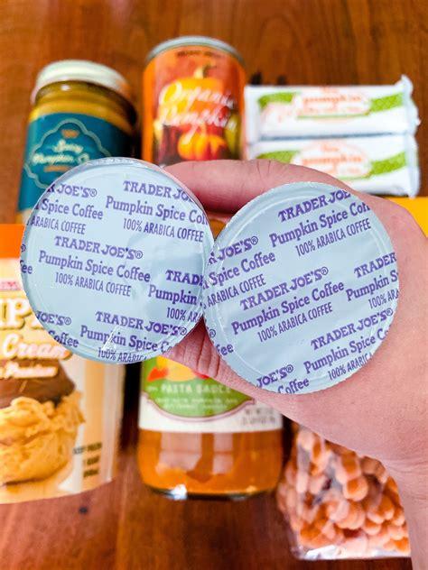 Almost all coffee ice creams have caffeine. Trader Joe's Fall & Pumpkin Items | 2020 - Amanda Pamblanco