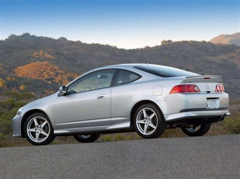 acura rsx type  specifications pictures prices