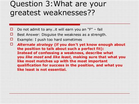 What Are Your Three Greatest Weaknesses by Tangle Mybskool Live Class 20 Dec 2013