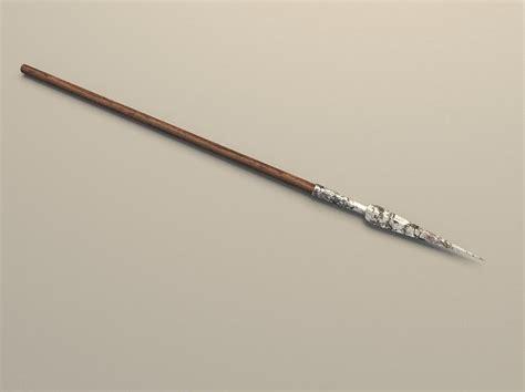 medieval spear cgtrader