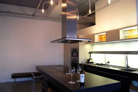 vent kitchen island how a beautiful kitchen island can change the decor