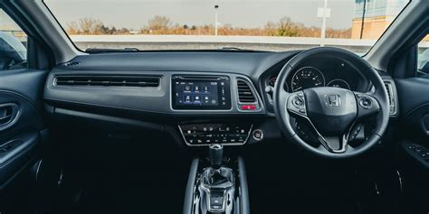 Maybe you would like to learn more about one of these? Honda HR-V Interior & Infotainment | carwow