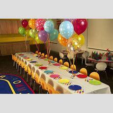 Wunderbare Tischdeko Zum Kindergeburtstag ! Marina