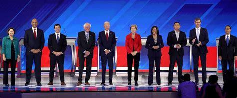 democratic debate candidates clashed  health care