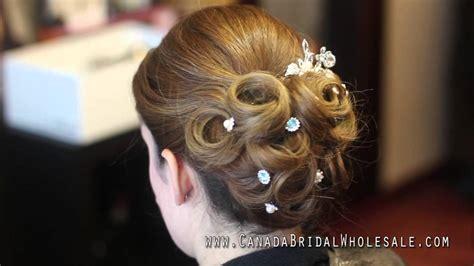 Bridal Hair Pins How To Up do. Crystal Hair Pins & Tiaras