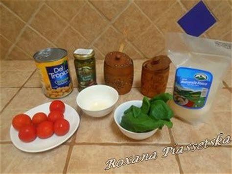 cuisiner pavé de saumon au four salade tomates cuisine facile cuisiner rapide pois chiches