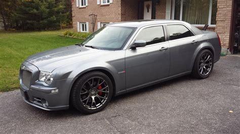 Chrysler 300 Stock Rims by Hellcat Replica Wheels Installed Chrysler 300c Forum