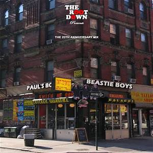 j3 PRESENTS:: HERE IT IS...THE PAUL'S BOUTIQUE MIX
