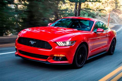 Ford Mustang Car by Ford Plugs In Electric Suv And Hybrid Mustang On The Way