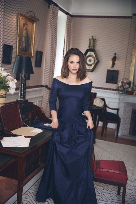 Natalie Portman For Vanity Fair Magazine Italy September