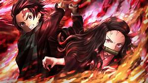 kimetsu no yaiba wallpaper anime slayer boy