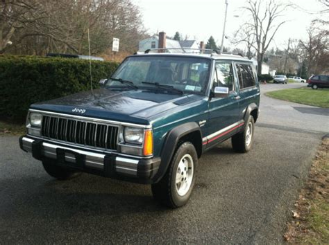 manual jeep cherokee 1995 jeep cherokee xj sport 4x4 2 door 5 speed manual