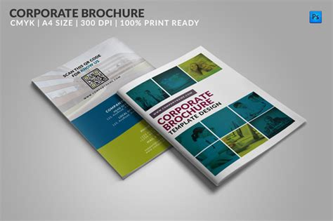 8 Page Brochure Template Free Brochure Template 8 S 1 3 8 Page Corporate Bifold Brochure 2 Brochure Templates On