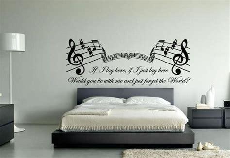 latest  themed wall art ideas  bedroom home