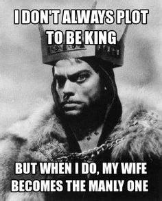 Macbeth Memes - sunday with shakespeare oraclemyth