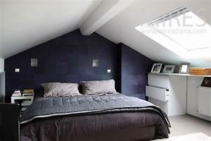 Chambre Gain De Place Sous Les Toits  C0840