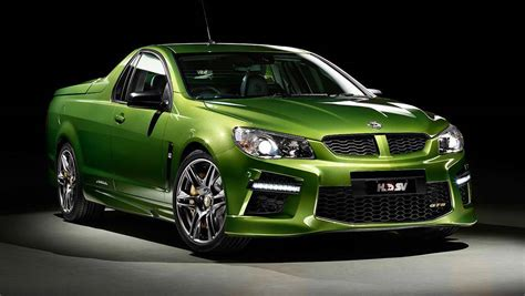 holden gts 2015 hsv gts maloo ute detailed car news carsguide