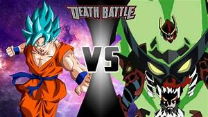 Tengen Toppa Gurren Lagann vs. Son Goku | Death Battle ...