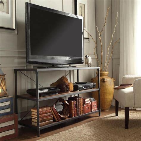 les tapis de chambre a coucher le meuble tv style industriel en 50 images