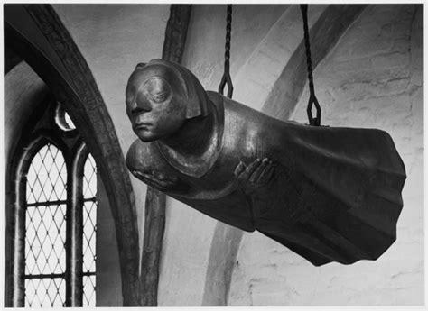 barlachs hovering angel travels  london british