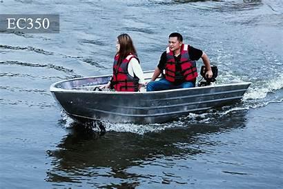 Boat Aluminum Fishing Row Ec350