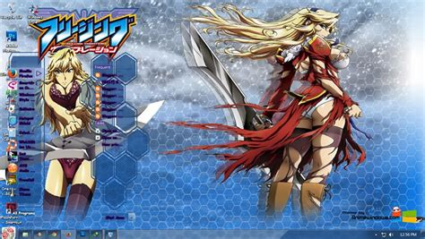 Freezing Anime Wallpaper - freezing anime wallpaper wallpapersafari
