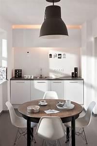 Kleiner Ausziehbarer Esstisch : ein runder esstisch ist die perfekte l sung bei platzmangel ~ Sanjose-hotels-ca.com Haus und Dekorationen